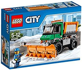 LEGO City Snowplow Truck (60083)