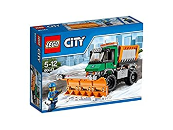 Lego City 60083 Schneepflug Amazon De Spielzeug