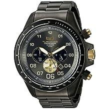 Vestal Men's ZR3035 ZR3 Analog Display Quartz Black Watch