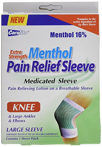 Extra Strength Menthol Relief Sleeve product image