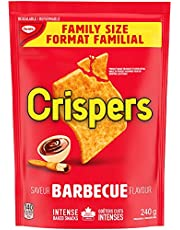 Crispers Family Size Crackers, 240g