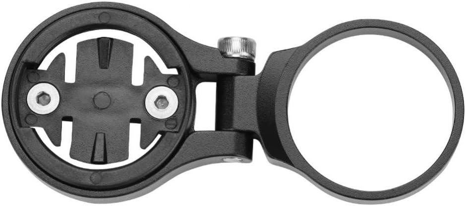 Soporte del Manillar del Tenedor de la computadora de la Bici de la aleaci/ón de Aluminio VGEBY1 Estante de la extensi/ón del od/ómetro de la Bici