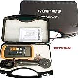 VETUS INSTRUMENTS UVA365 Handheld UV Light Meter