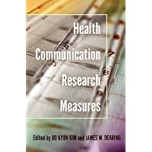 Health Communication Research Measures