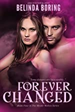 Forever Changed (The Mystic Wolves Book 4)