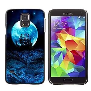 Dragon Case - FOR Samsung Galaxy S5 - it is worth doing well - Caja protectora de pl??stico duro de la cubierta Dise?¡Ào Slim Fit