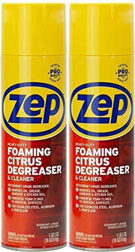 Zep Heavy-Duty Foaming Degreaser