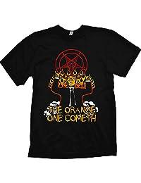 Anti Trump Orange Satan Designer T-shirt by Jared Swart Artwork & Apparel
