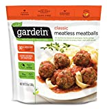Gardein Classic Meatless Meatballs, Protein Packed Goodness, Ready in 8...