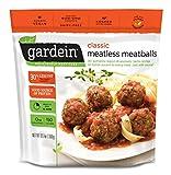Gardein, Classic Meatless Meatballs, 12.7 Ounce (Frozen)