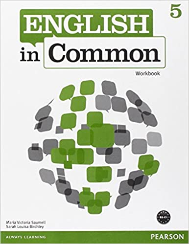 English in common 5 workbook maria victoria saumell sarah louisa english in common 5 workbook 1st edition fandeluxe Image collections