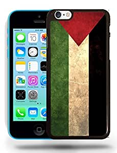 Palestinian Territories Vintage Flag Phone Case Cover Designs for iPhone 5C