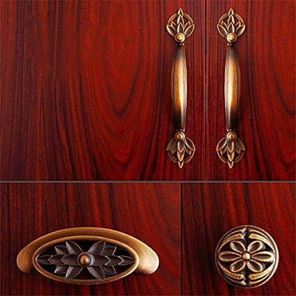 CSKB 2 PCS Chic Cupboard Pulls Handles cupboard//Cabinet Door Knobs//shabby chic dresser pulls//Dresser Pulls Handles Kitchen