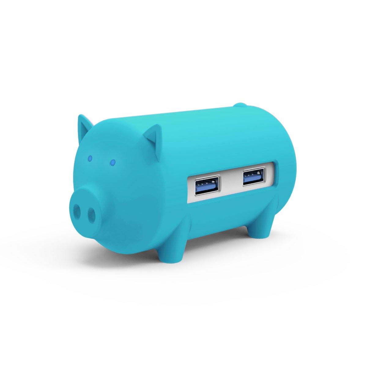 ORICO HUb USB 3.0 con 3 interfaccia USB3.0