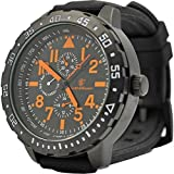 Smith & Wesson SWW877OR-BRK Calibrator Watch Orange