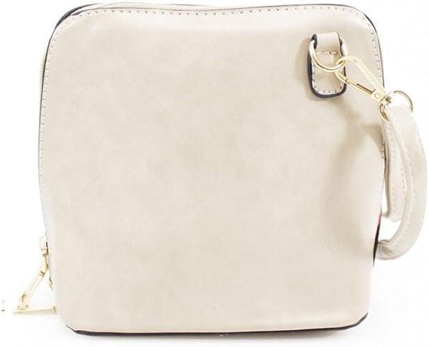 LeahWard® Faux Leather Cross Body Handbags Shoulder Bag For Women Across Body Ba