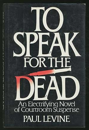 book cover of To Speak for the Dead