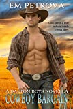 Cowboy Bargain (The Dalton Boys Book 2)