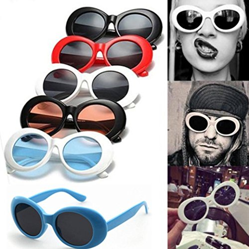 Vintage Y Círculo Polarizadas Sol Mujeres Gusspower K Redondo Metálico Estilo Gafas Hombres Inspirado Para De Retro Lennon T5xBUq1w