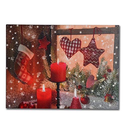 Led Lighted Canvas Prints