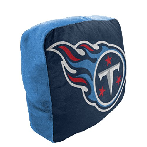 Tennessee Titans Sports Bed - The Northwest Company Officially Licensed NFL Tennessee Titans Cloud Pillowcloud Pillow, Blue