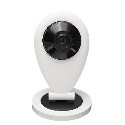 SAFETYON WIFI IP Cámara de Vigilancia con Visión Nocturna Seguridad de Hogar/Coches/Bebé