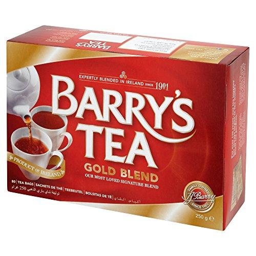Bally's Tea Gold Blend tea bag 80