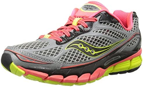 Saucony Women s Ride 7 Viziglo Running Shoe