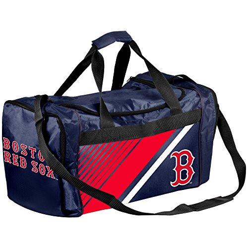 Boston Red Sox Border Stripe Duffle Bag ()