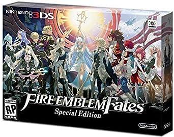 Fire Emblem Fates - Special Edition - Nintendo 3DS by Nintendo: Amazon.es: Videojuegos