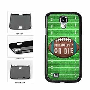 Philadelphia work or the Die Football simpler Field Plastic Phone Case Back increased Cover Samsung Galaxy S4 I9500