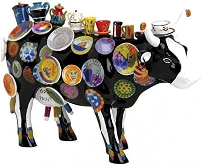 CowParade The Moo Potter Medium XL