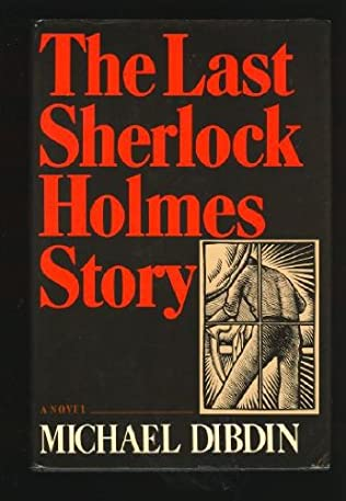 book cover of The Last Sherlock Holmes Story