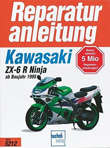 Kawasaki ZX-6 R Ninja ab Baujahr 1995: 9783716819463: Amazon ...