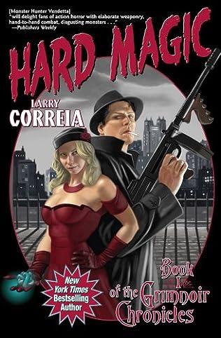 book cover of Hard Magic