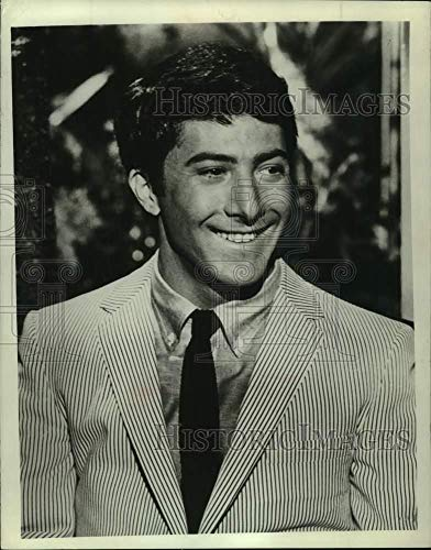 1961 Press Photo Actor Dustin Hoffman - mjc34764 - Historic Images