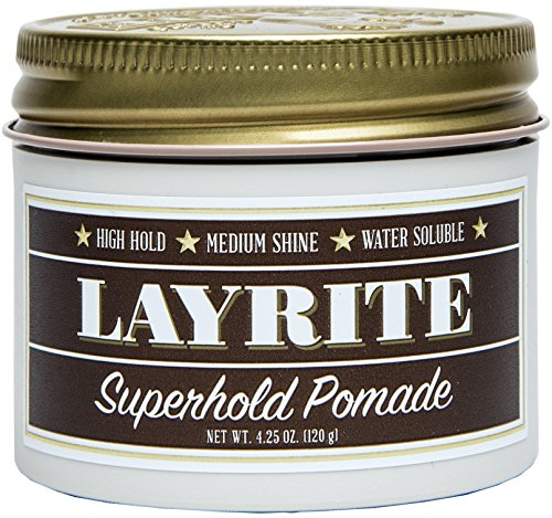 Layrite Pomade, Super Hold, 4.25 Ounce by Layrite (Image #4)