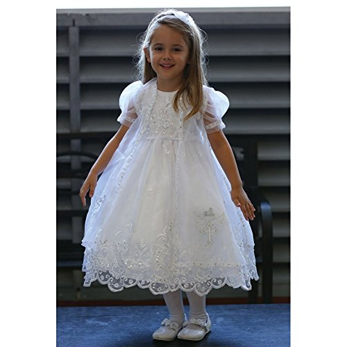 3t christening dress - 8
