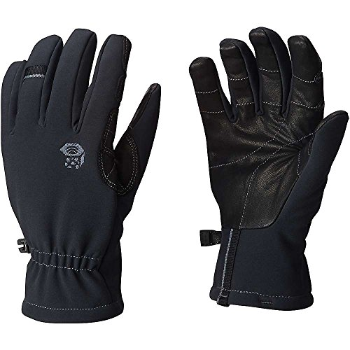 Mountain Hardwear Torsion Insulated Glove - Women's Black / Black Medium