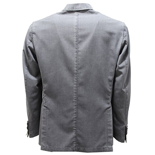 L b m Grigio Uomo 4023m Jackets Fit Giacca Coats Slim Men 1911 Giacche Grigia Lana awq4qAB