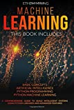 Machine Learning: 4 Books in 1: Basic Concepts