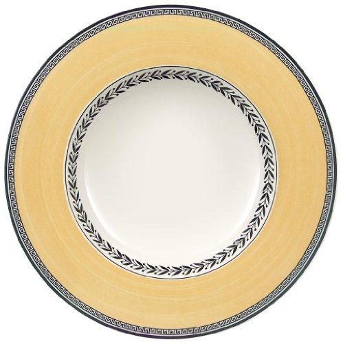 Villeroy & Boch Audun Fleur Rim Soup Bowl - Fleur Cereal Bowl