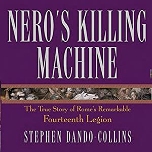 Nero's Killing Machine Audiobook