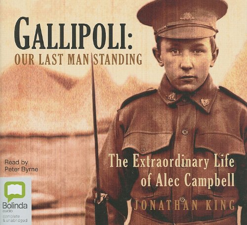 Download Gallipoli: Our Last Man Standing pdf
