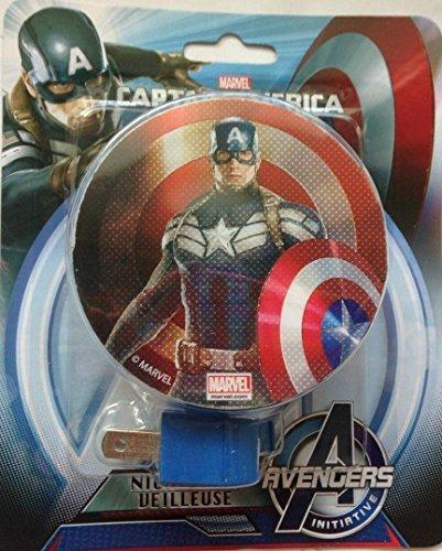 Marvel Captain America Night Light product image