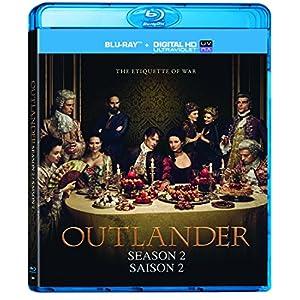 Outlander: Season 2 [Blu-ray + Digital Copy] (Bilingual)