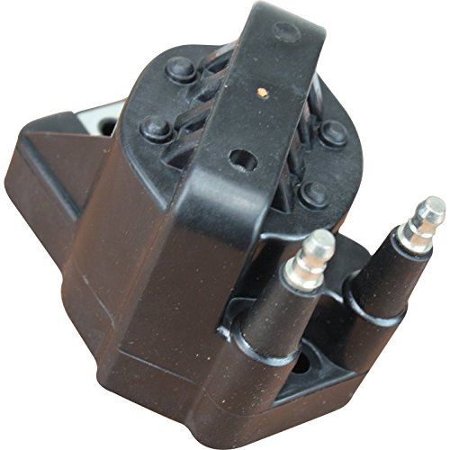 1991 91 Oldsmobile Cutlass Cruiser (Brand New Ignition Coil Pack For 1986-1993 Pontiac Chevrolet Buick Cadillac and Isuzu Oem Fit C39)