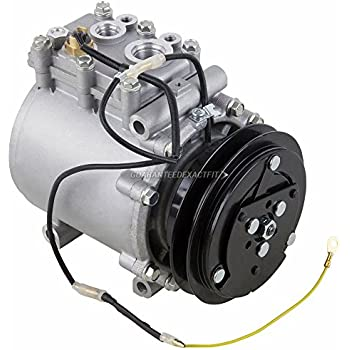 AC Compressor & A/C Clutch For Mitsubishi Fuso Replaces AKC200A252 & AKC200A271 - BuyAutoParts 60-03449NA New