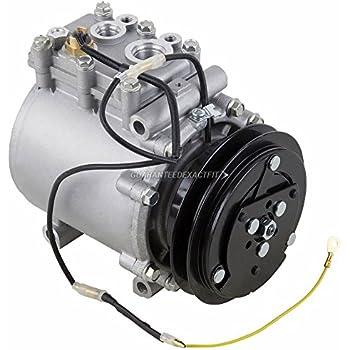 AC Compressor & A/C Clutch For Mitsubishi Fuso Replaces AKC200A252 & AKC200A271 - BuyAutoParts 60-03449NA New