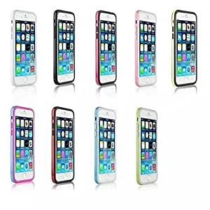 QHY Special Design Silica Gel Back Case for iPhone 6 (Assorted color) , Yellow